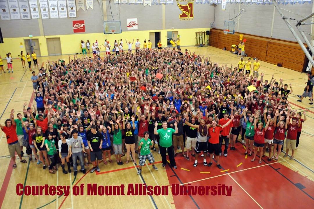 The Mount Allison University Class of 2016