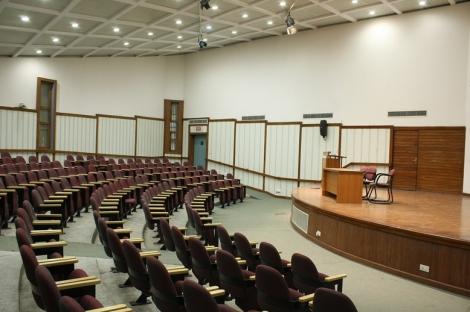 2013-12-17 Auditorium classroom